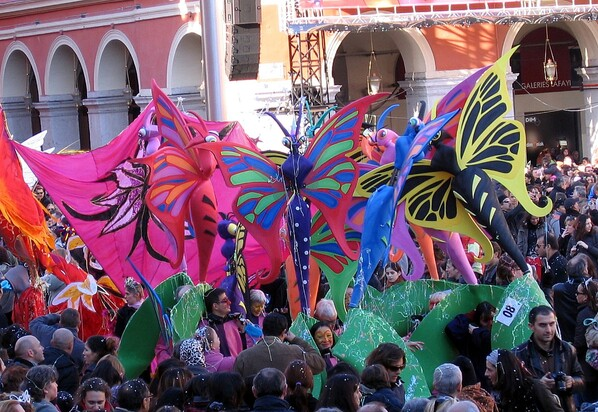Pipaillons Carnaval