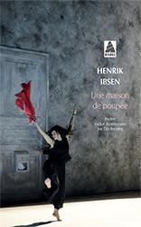 Lien vers la chronique d'Une maison de poupée d'Henrik Ibsen