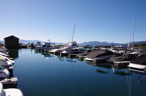 Jour 11 - du lac Tahoe à Mammoth Lakes