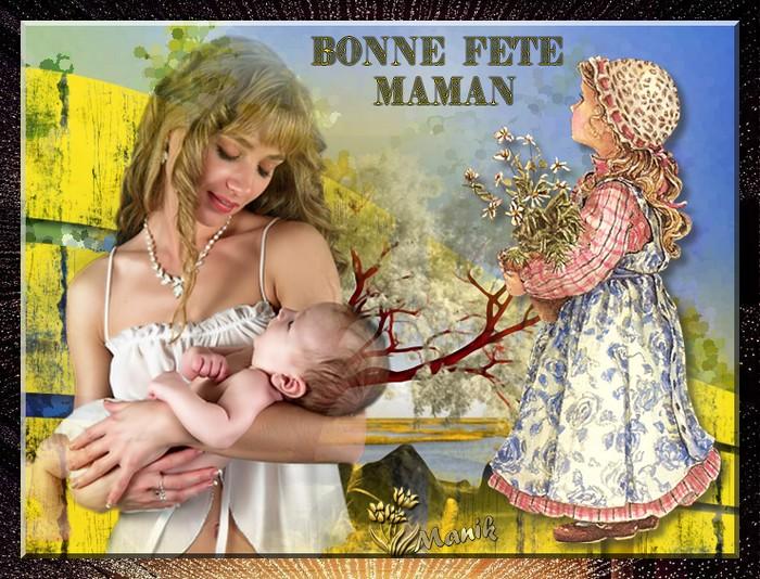 Défi fête des mère pour fée Capucine !