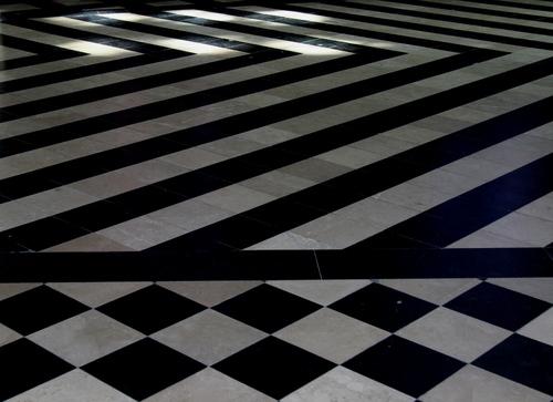 pavement :cathédrale d'Amiens