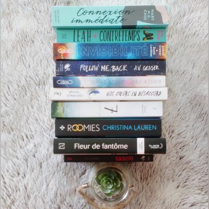 Bookhaul de Mai et Juin