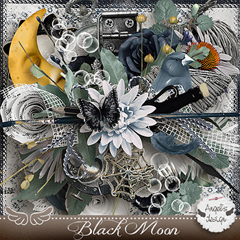 Black Moon by ANGEL'S DESIGNS