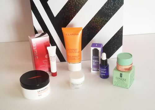 Sephora box, blog beauté, laeti beauty