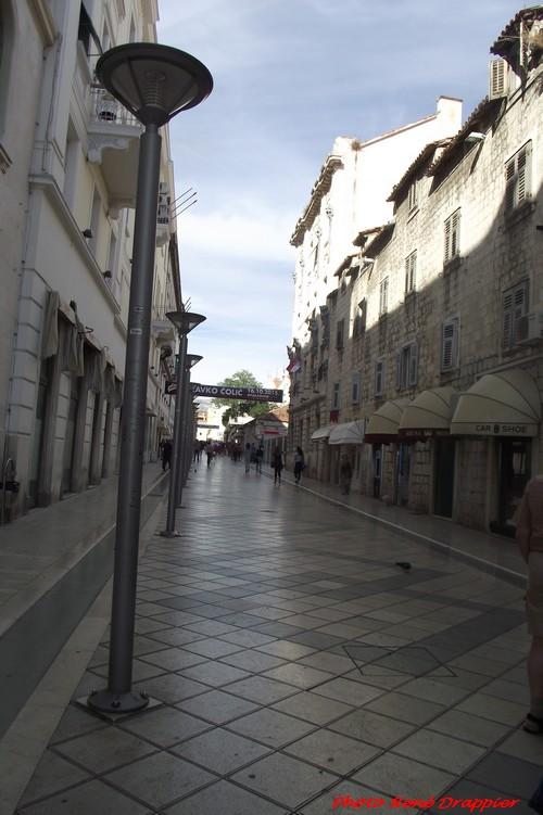 A Split en Croatie, on se souvient encore du Maréchal Marmont, duc de Raguse