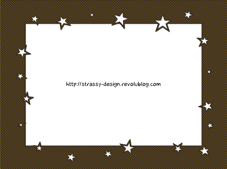 Cadres étoiles