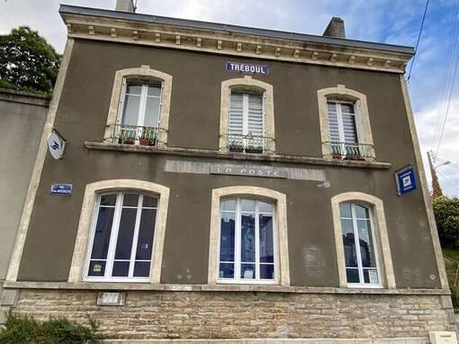 Le bureau de poste de Tréboul a rouvert ses portes ce samedi 17 juillet 2021.
