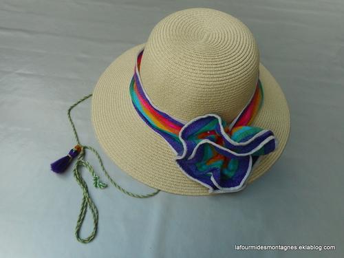 Le chapeau de Madame du Barry