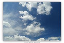 Ciel de Montpellier - Avec Sony Cyber-shot DSC-HX400V