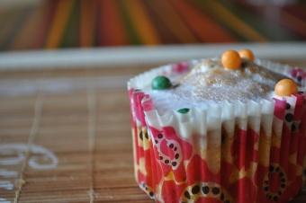 Cupcakes Jack O'Lantern