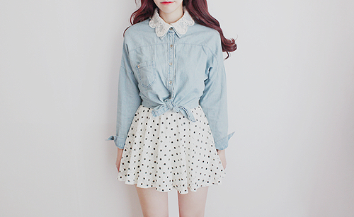 Korean Fashion: Cols