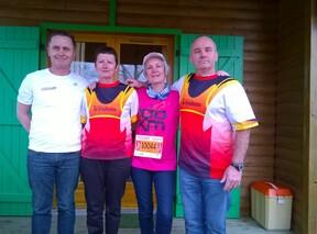 Marathon de Cheverny - Samedi 2 avril 2016