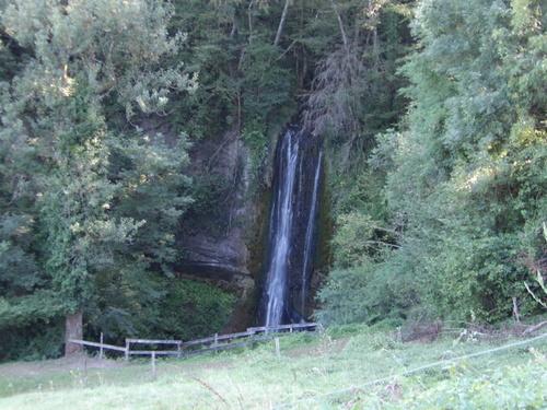 Cascades dans le Bugey