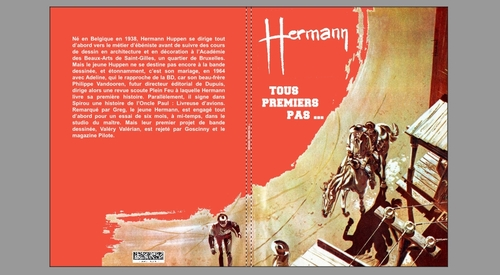 Hermann, tous premiers pas...