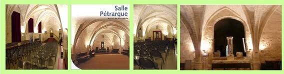 Salle Pétrarque matinées*2017*