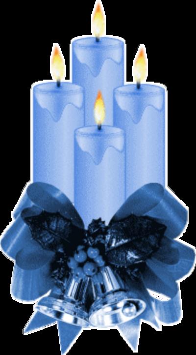 Bougies de Noël  3
