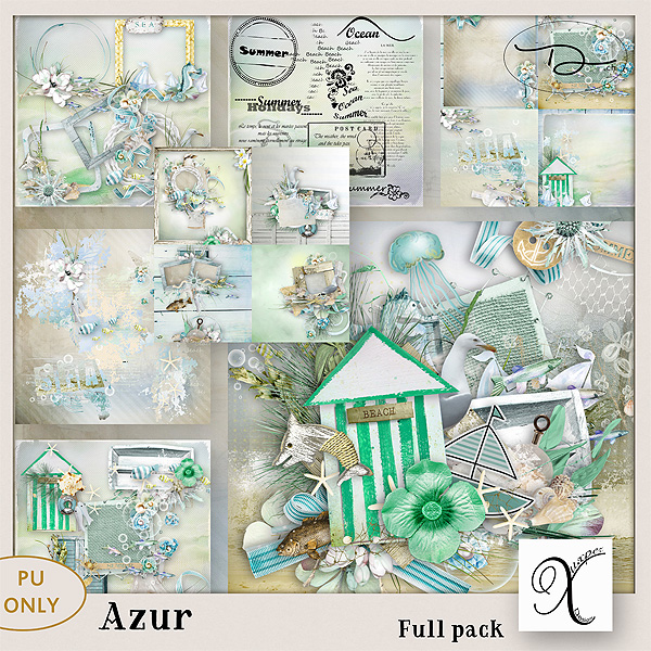 Azur Full pack