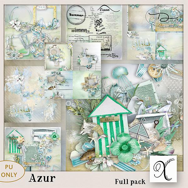 Azur Full pack
