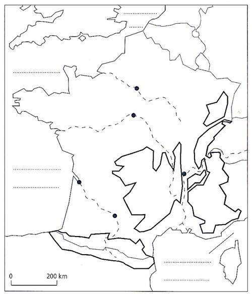 Géographie : la France
