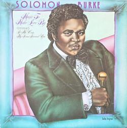 Solomon Burke - Music To Make Love By - Complete LP