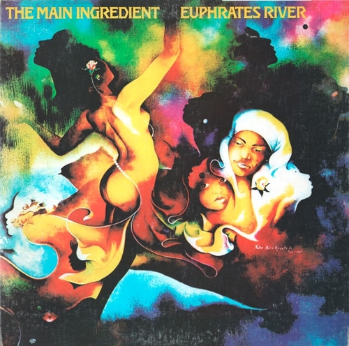 "The Main Ingredient : Album "" Euphrates River "" RCA Victor Records APL 1-0335 [ US ]"