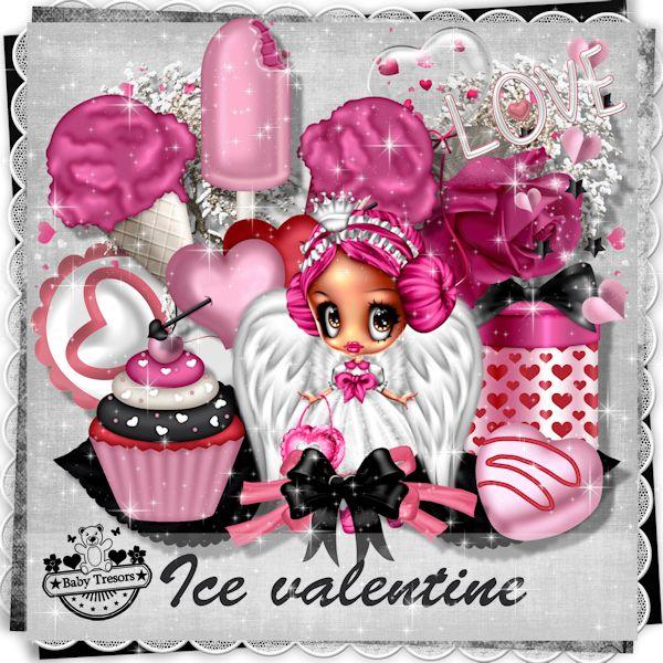 Valentine ice
