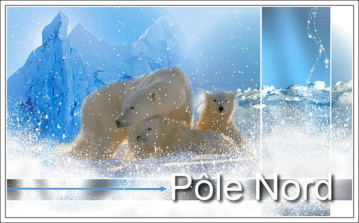 Pôle Nord, défi chez la sorcière