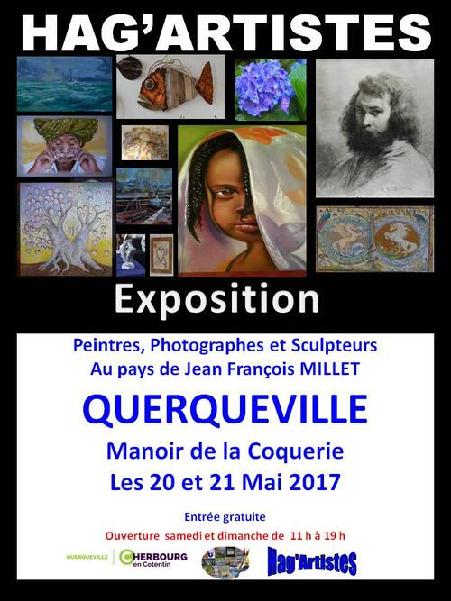 Expositions prévues en 2017