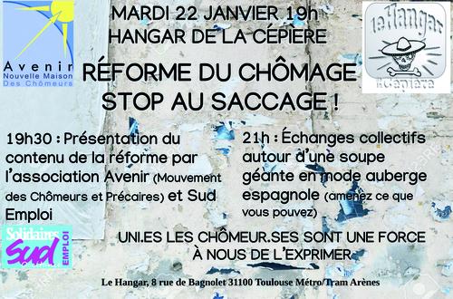 22 janvier : Conférence/débat