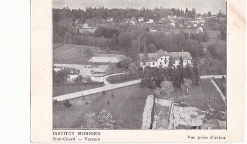 Pension Barrot - Institut Monnier - Collège du Léman