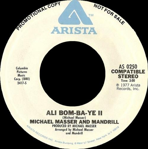"""1977 : Album """" We Are One """" Arista Records AB 4144 [ US ]"""
