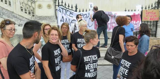 Les proches de la victime ont déjà organisé des manifestations à Blois et Tours. - Les proches de la victime ont déjà organisé des manifestations à Blois et Tours.