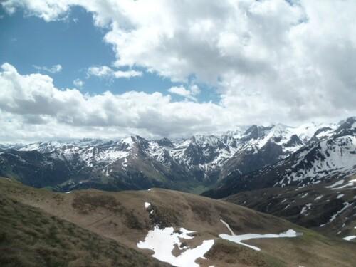 Junior : Cerro de la Pala [Entecada] (Hospice de France) - 31/Espagne