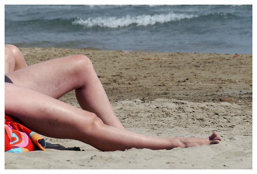 Mer chaude et sable fin…