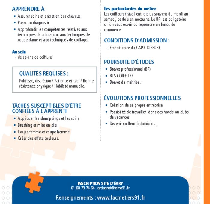 Faculté des Métiers : Professionnalisez-vous EN ALTERNANCE