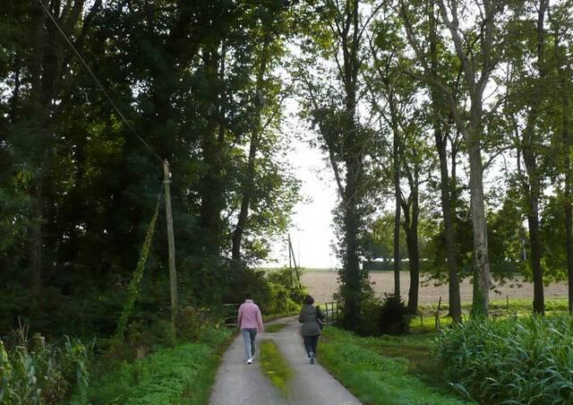 Sur la route de Jean Varenne
