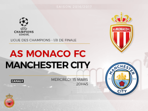 Football C1 : Monaco en quart de finale, City en chute libre.