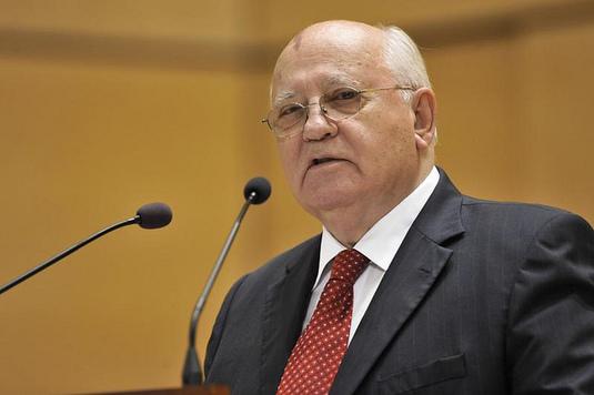 Pour Gorbatchev, les Etats-Unis se sont «frotté les mains de joie» après la chute de l'URSS