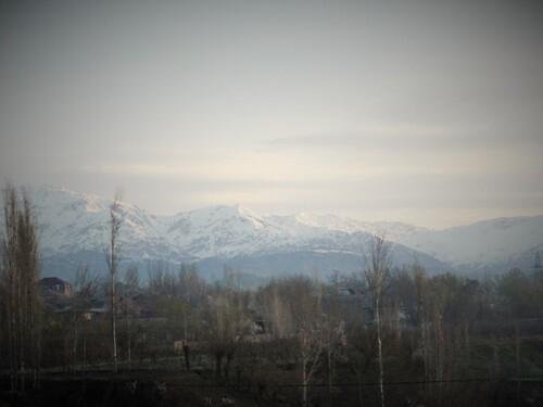 1-Douchanbé/frontière Ouzbek : Sarioso