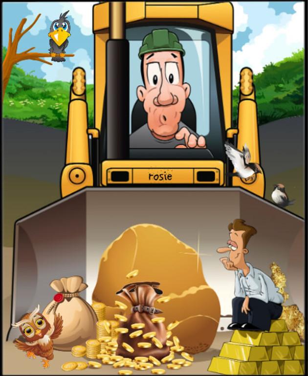 chercheurs d'or