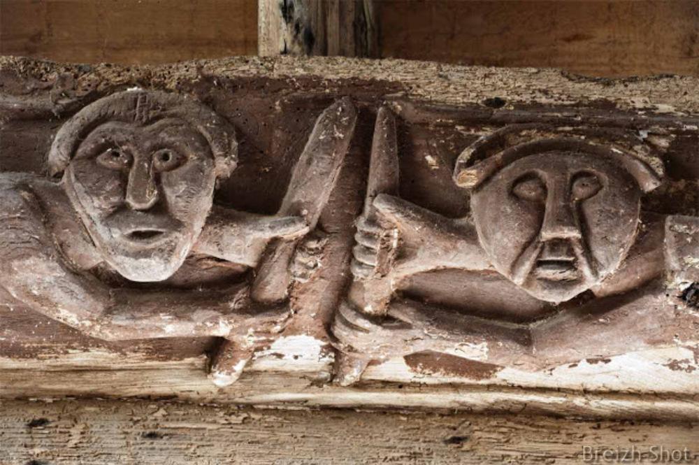 Sablières, chapelle de la Trinité, Castennec, Bieuzy-les-Eaux