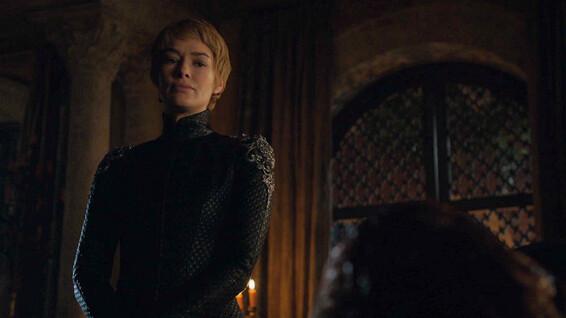 Robe Cersei épisode 10