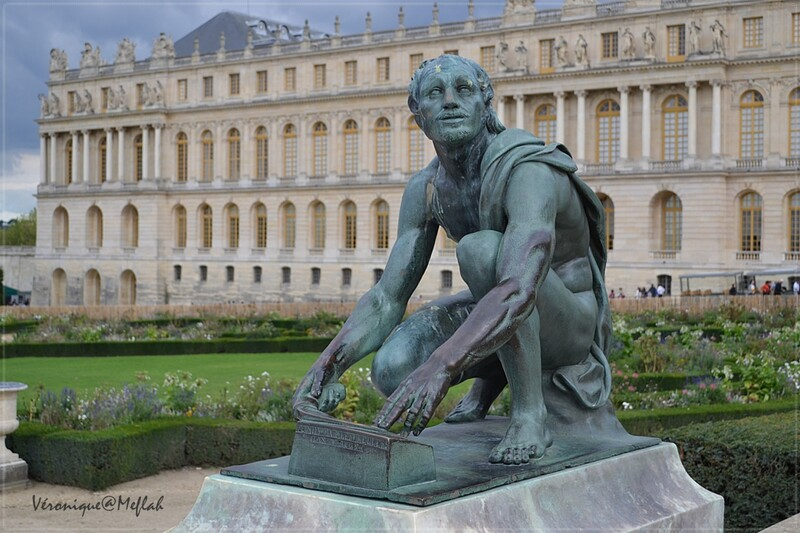 Jardins du Château de Versailles - Le Rémouleur, d'après Foggini