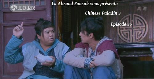 Chinese Paladin 3 Episode 35