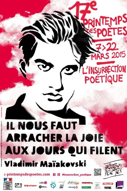 Poésie : Quand la poésie se joue des contraintes... et le Printemps des Poètes