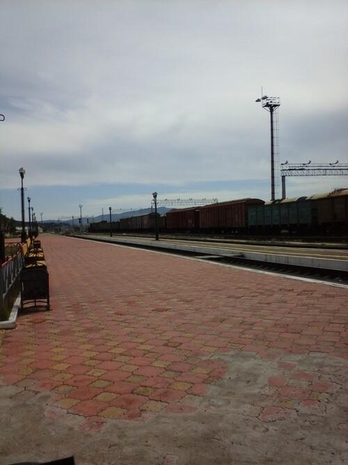 Voyage Transsibérien 2017, le 18/07, 11 ème jour, à bord du train, bientôt la frontière