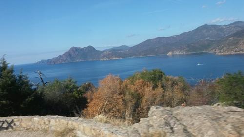 Corse en septembre