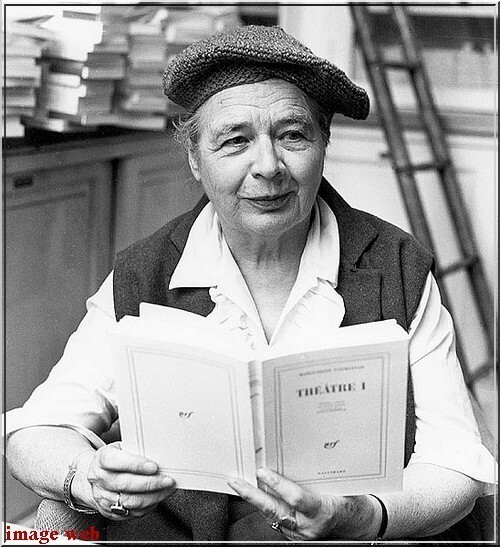 MARGUERITE YOURCENAR - PHOTOS (5)