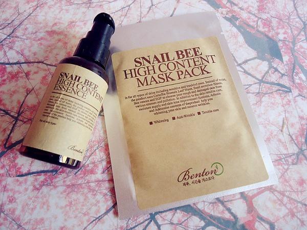 Benton - La gamme Snail Bee