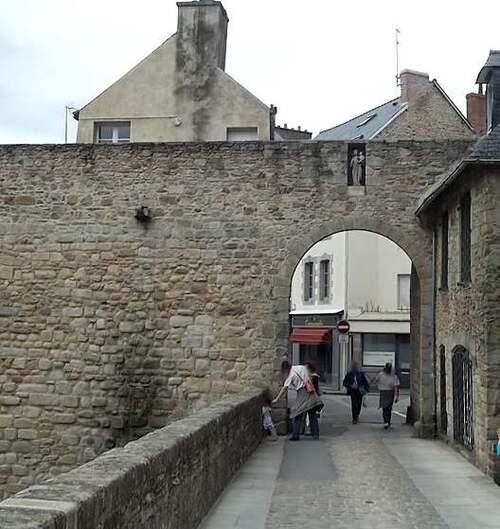 Remparts et château de Vannes (Morbihan)